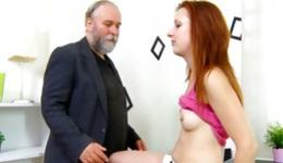 You will be glad to watch perfect blowjob made by a lascivious bimbo