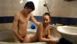 Homemade involving fabulous chavette making love with a nice guy